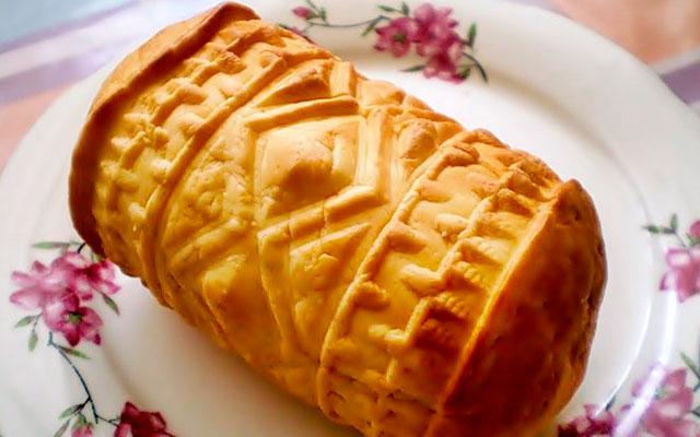 Польский сыр осцыпек