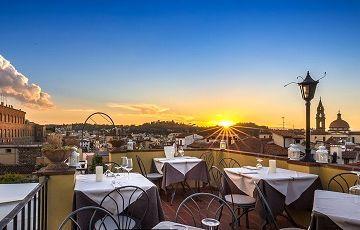 Ресторан Panorama Restaurant La Scaletta