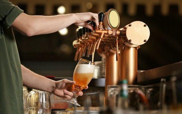 Немецкое пиво в пивных