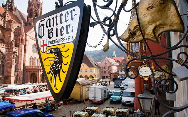 Немецкая пивоварня