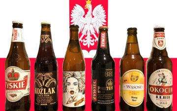 Популярное пиво в Польше