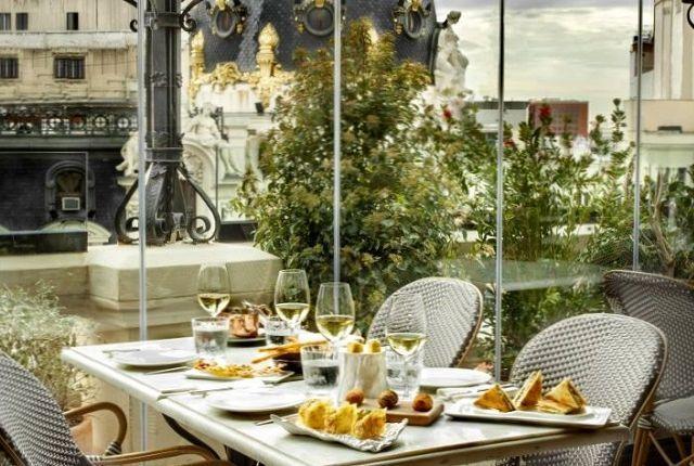 Рестораны в Мадриде, Испания