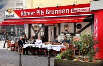Недорогой ресторн Römer Pils Brunnen