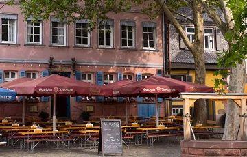Недорогой ресторан Zum Bären