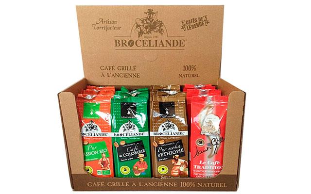 Французский кофе Broceliande