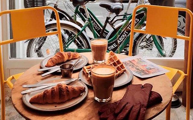 Кофейня Le Peloton Cafe