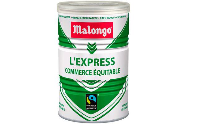 Французский кофе Malongo