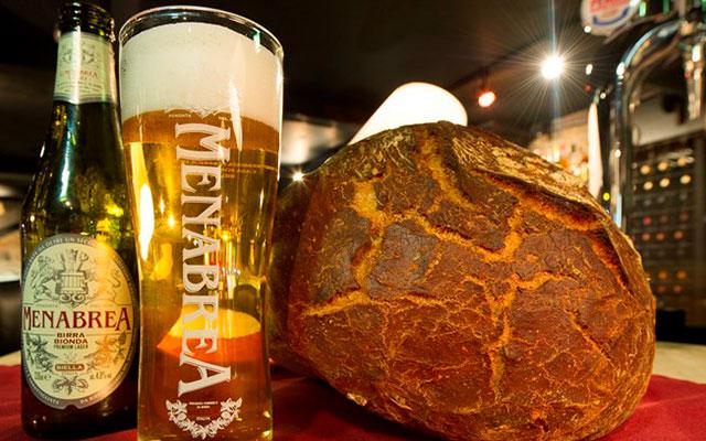 Крафтовое пиво Menabrea