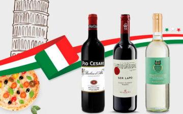 Итальянский алкоголь