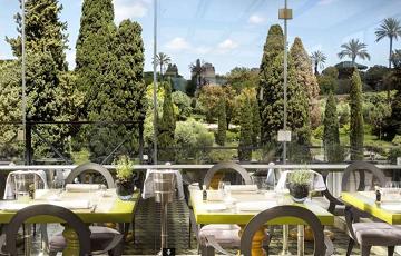 Ресторан Aroma, Италия