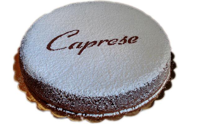 Десерт Капрезе