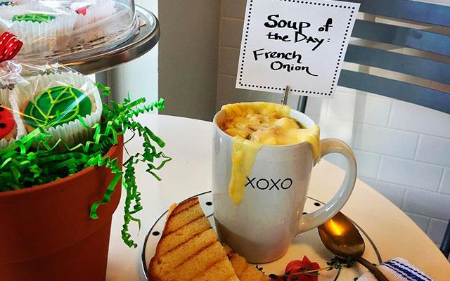 Супы Франции