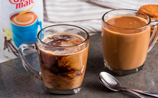 Французский ванильный кофе