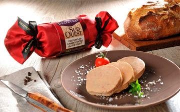 Французский деликатес фуа-гра