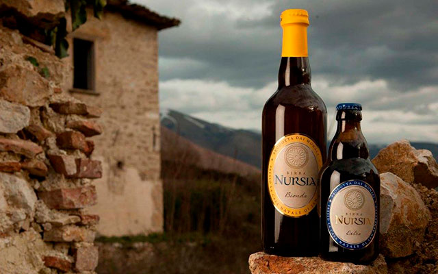 Итальянское монастырское пиво