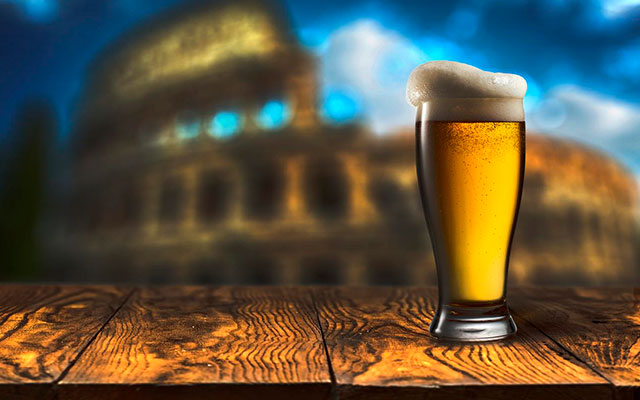 Пиво в Италии
