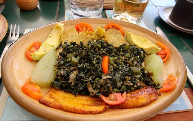 Необычный ямайский завтрак
