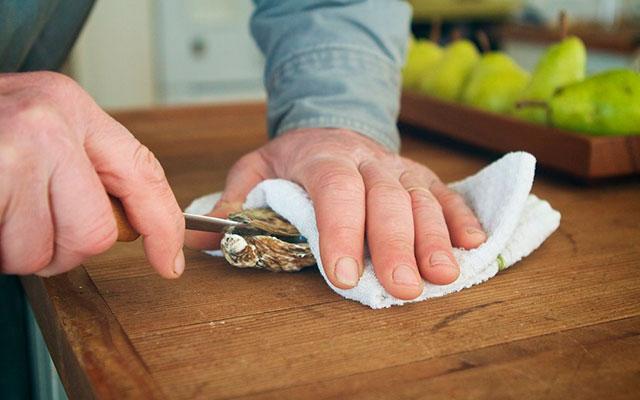 Нож устриц