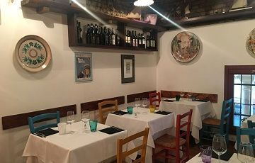 Ресторан Osteria al Cantinon