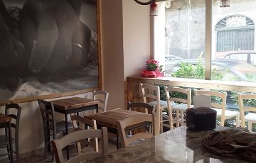 Меню Osteria Borgo Marina - Piada e Cucina, Италия