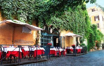 Ресторан Osteria Margutta