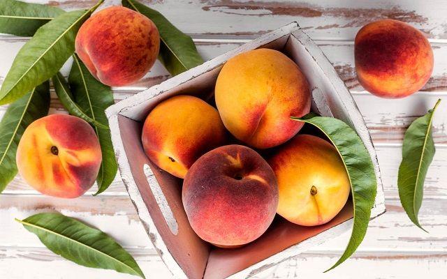Итальянские персики