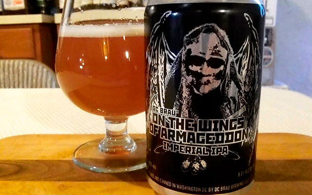 Самое крепкое пиво Армагеддон