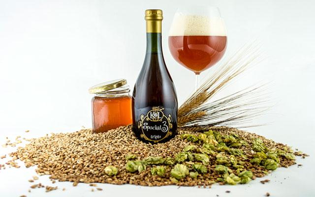 Пиво на основе солода и хмеля
