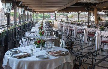 Restaurant Roof Garden в Риме