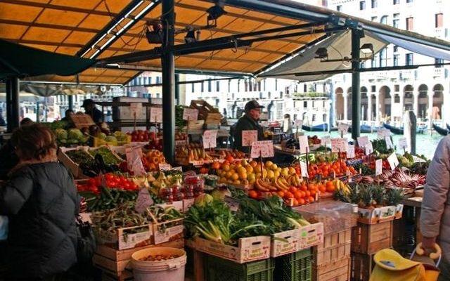 Фруктово-овощной рынок