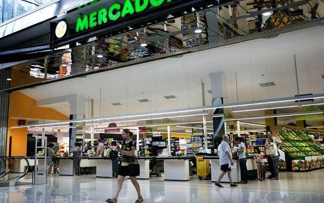 Супермаркет, Испания