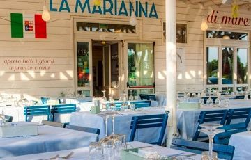 Trattoria La Marianna, Италия