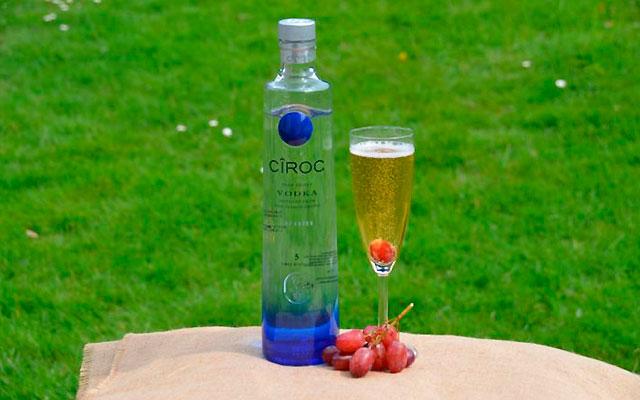 Виноградная водка Ciroc