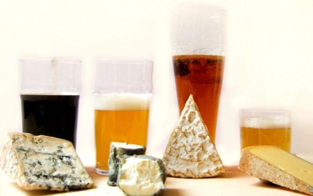Сыр и пиво во Франции