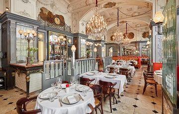 Brasserie МОСТ для романтических свиданий