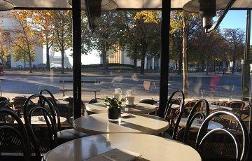 Cafe du Trocadero