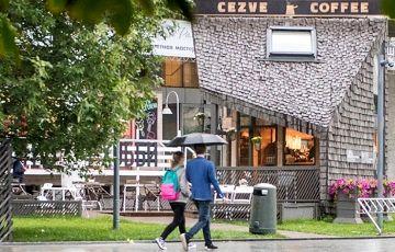 Cezve Coffee на «Курской» для романтических свиданий