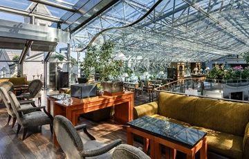 Консерватория, ресторан в Москве