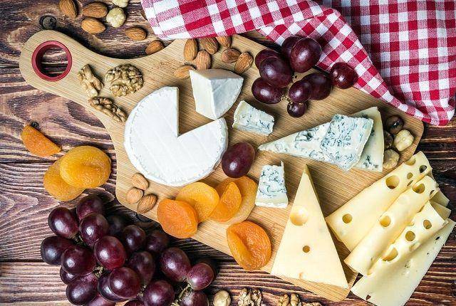Виды сыра во Франции