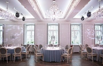 Мишель, ресторан для романтических свиданий