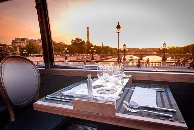 8 самых необычных кафе и ресторанов в Париже