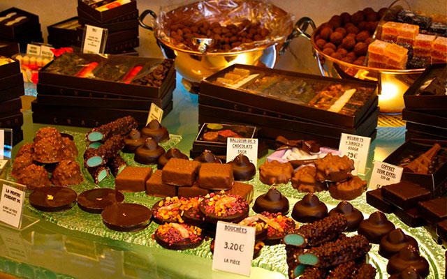 Бутик шоколада