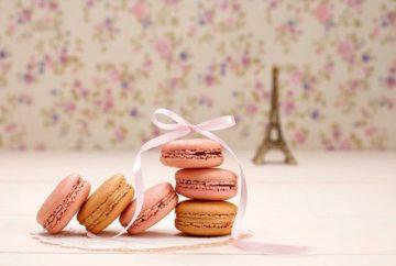 Французские вкусные сувениры