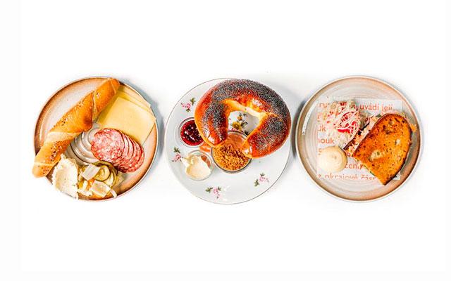 Чешский завтрак в Eska