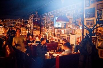 DuckStar's, бар в Москве
