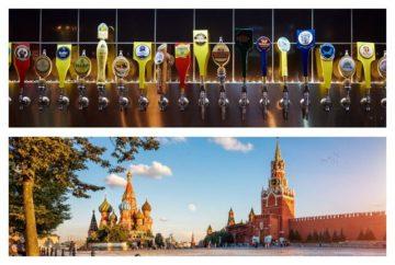 Пивные рестораны в Москве