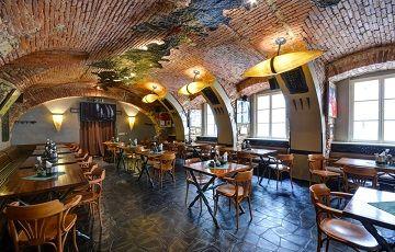 Restaurant Bredovsky Dvur