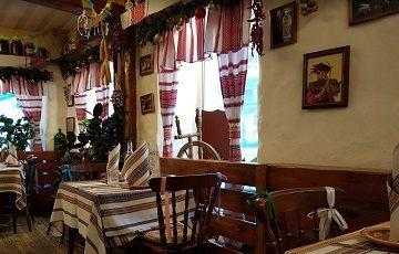 Тарас Бульба, ресторан в Москве