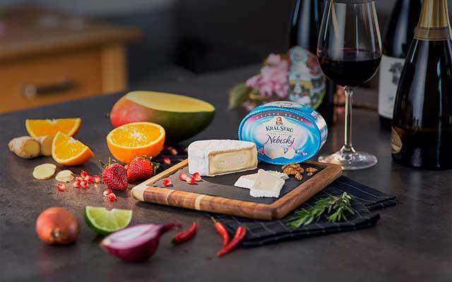 Сливочный сыр Гермелин