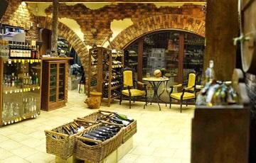 Грузинское вино в Иван Ёлкин